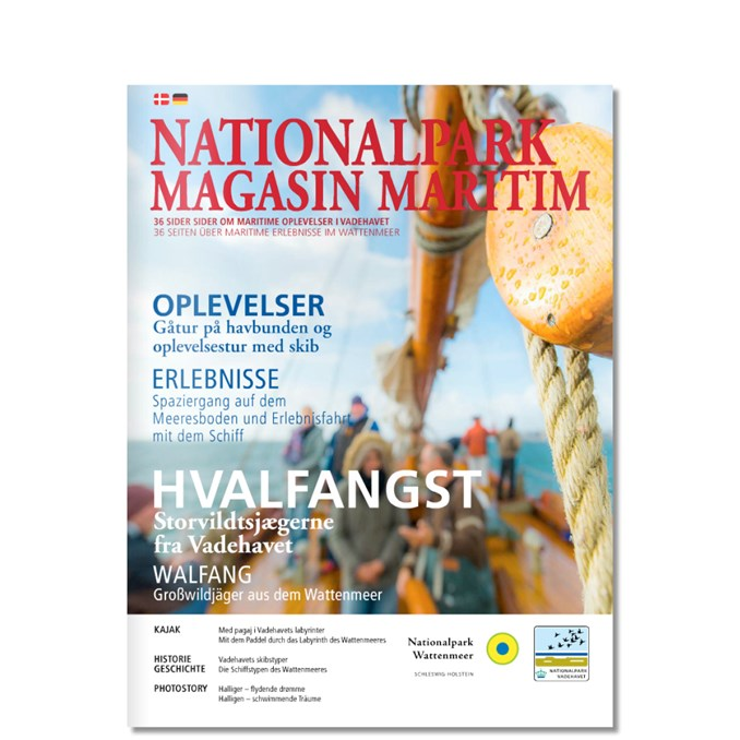 2015 Nationalpark Vadehavet magasin maritim.jpg